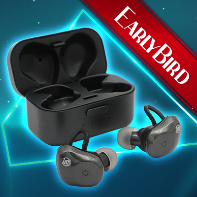 BE3000 HDSS Truly Wireless Earphones
