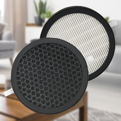 HEPA14 + Activated Carbon Composite Filter Set