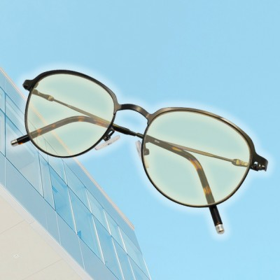 Bluelight Glasses for Adult (Round)