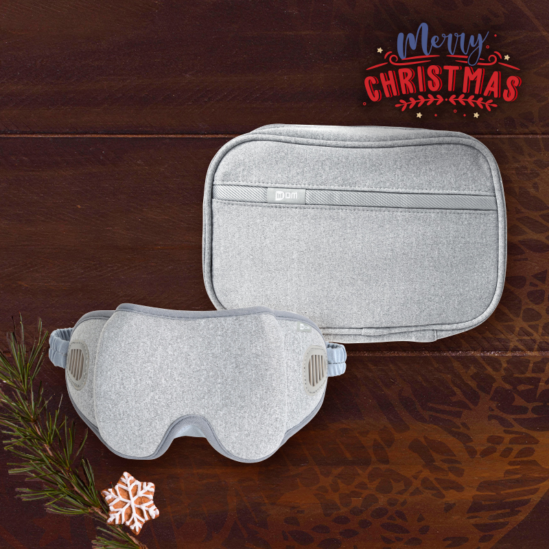 Travel Set (Multi-function Travel Pouch  + Goodnight Eye Mask)